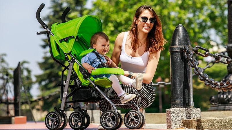 Najvažnije bebino prevozno sredstvo
