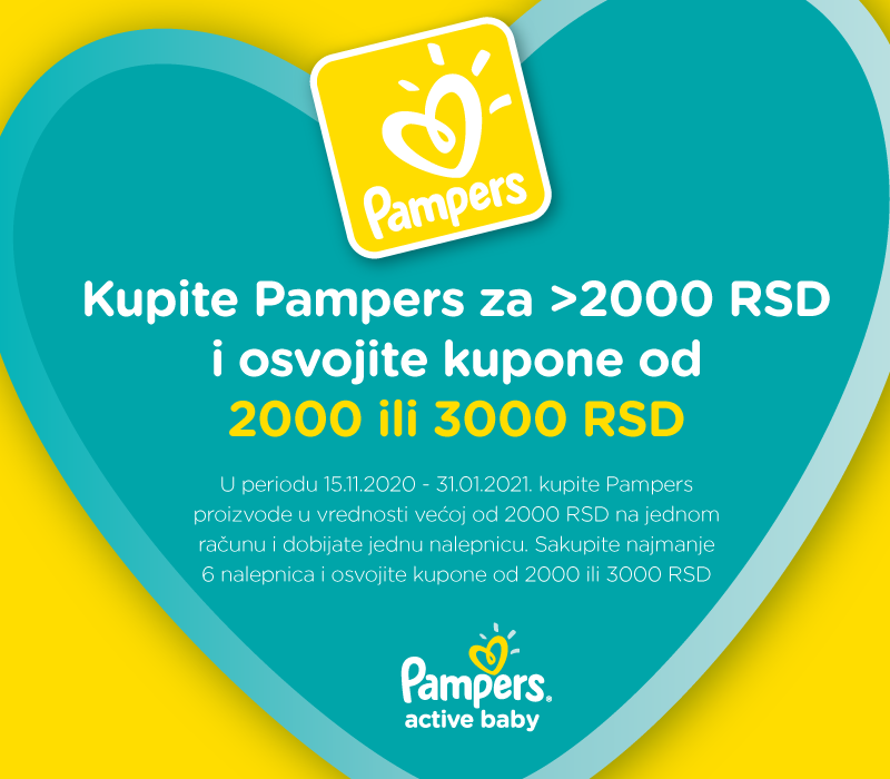 Pampers loyalty