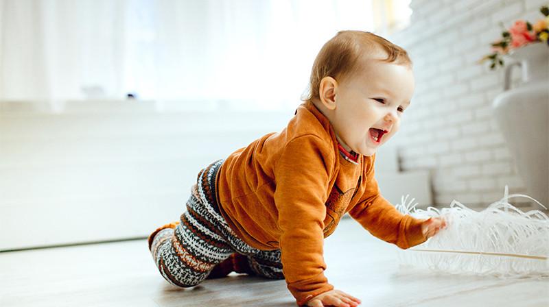 Razvoj bebe po mesecima