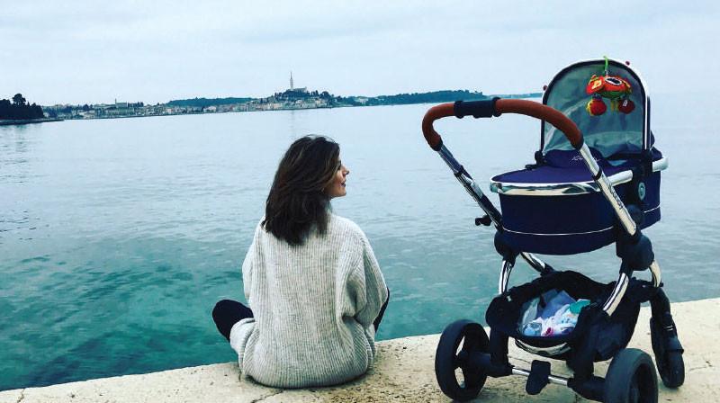 Tamara Dragićević: Ja sam smirena  i opuštena mama