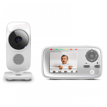 Motorola video bebi alarm MBP482
