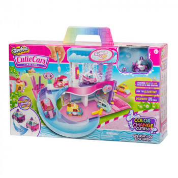 Cutie Cat Spa Perionica Set