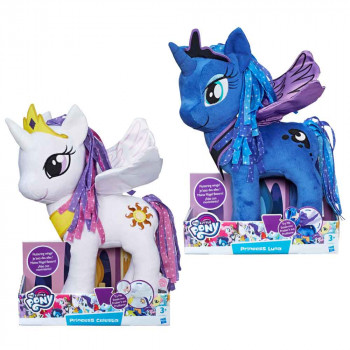 My little pony feature wings plush