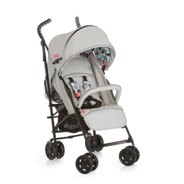 Hauck kolica Palma Plus, fisher price, grey