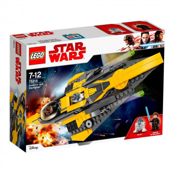 Lego Star Wars Anakin S Jedi Starfighter