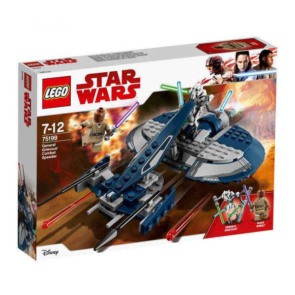Lego Star Wars General Grievous C. S.