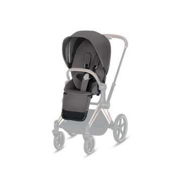 Cybex navlaka za kolica Priam Manhattan mid Grey