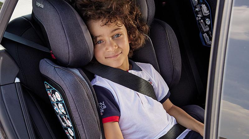 Inglesina auto-sedište Tolomeo, idealna je kombinacija sigurnosti i udobnosti