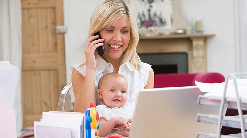 Da li se može birati između dece i posla?