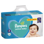 Pampers pelene bag 3 midi 6-10kg 104kom