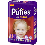 Pufies pelene baby art box 5 junior 11-20kg 74kom