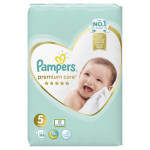 Pampers pelene premium VP 5 junior 11-18kg 44kom