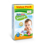 Babylino pelene sensitive VP 4+ maxi+ 9-20kg 46kom