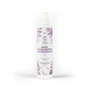 Freebaby šampon i kupka 200ml