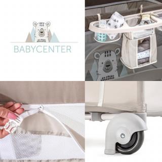 Hauck prenosivi krevetac Baby centar