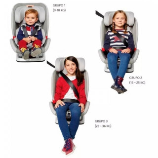 Chicco a-s (9-36kg) 1/2/3 Youniverse fix