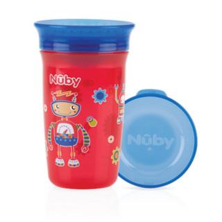 Nuby čaša 360 stepeni no spill 6m+, 300ml