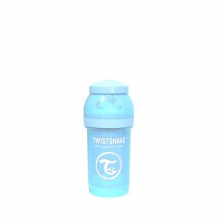 TS flašica anti-colic 180ml pastelna plava