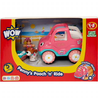 Wow igračka autić Pennys Pooch n Ride