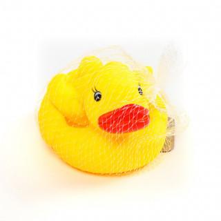 Hk Mini igračka gumena patka i pačići u mreži