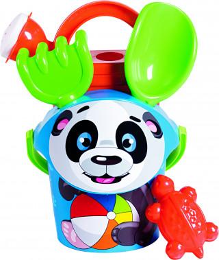 Androni Giocattoli kofica za pesak baby panda