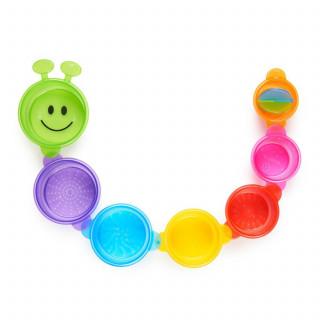 Munchkin igračka gusenica kupalica