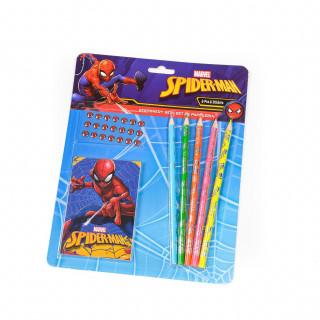 Kids Licensing,set,(5 bojica),Spiderman