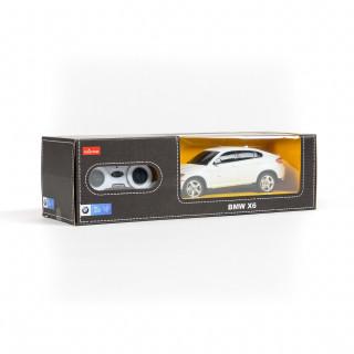 Rastar igračka RC automobil BMW X6 1:24 -crv, bel