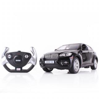 Rastar igračka RC automobil BMW X6 1:14-crn,crv
