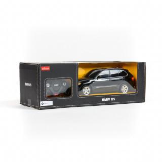 Rastar igračka RC automobil BMW X5 1:18-siv, crv