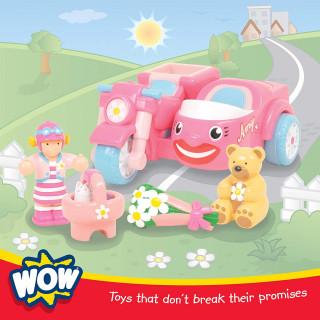 Wow igračka motor Whiz Around Amy