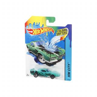 Hot wheels autić koji menja boju