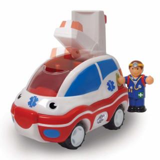Wow igračka set 3 u 1 Emergency Rescue