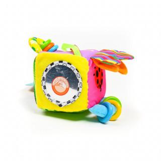 Biba Toys igračka mekana kocka
