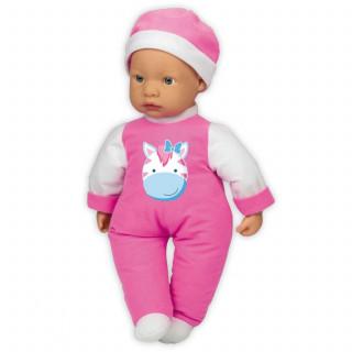 Loko toys,lutka beba u roze odelcetu,45 cm
