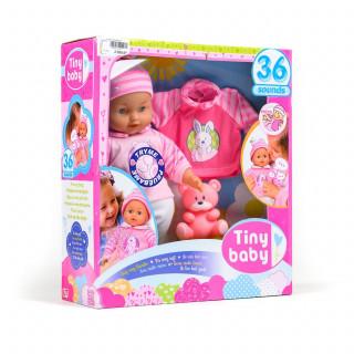 Loko toys,lutka beba sa funkcijama sa odećom, 30cm