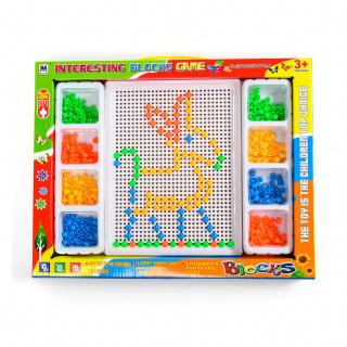 HK Mini igračka bockalice, životinje, YY583608