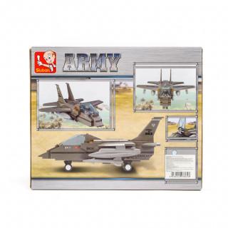 Sluban kocke, ratnički avion, 142 kom