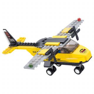 Sluban kocke, trenažni avion, 110 kom