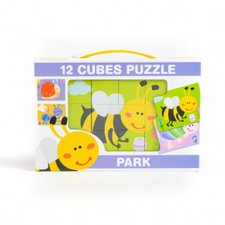 Dohany toys kocke za slaganje 12 kom