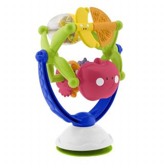 Chicco igračka za hranilicu Muzičke voćkice