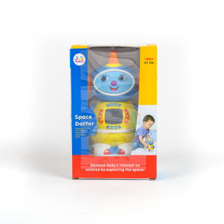 Huile toys, igračka robot-doktor