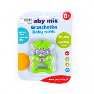 Baby Mix zvečka Zec