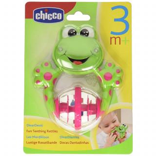 Chicco zvečka Žaba