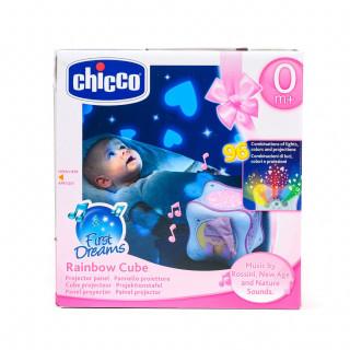 Chicco muzički projektor u obliku kocke (fd)-roze