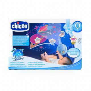 Chicco vrteška Magična zvezda (fd)-plava
