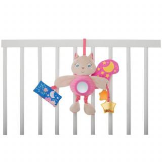 Chicco viseća igračka za krevetac Veverica