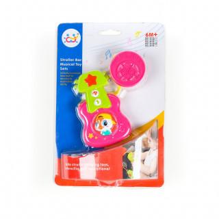 Huile toys muzička igračka za kolica gitara