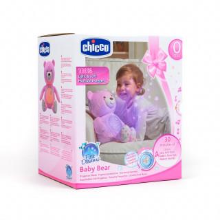 Chicco igračka projektor meda (fd) - roze