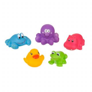 Akuku igračka za kupanje (5 komada)